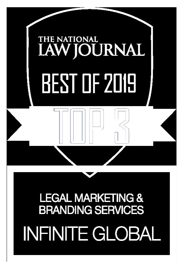 NLJ 2019 Top 3 Legal Marketing & Branding Services