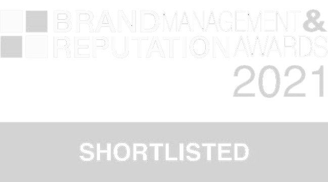 Brand Management & Reputation Awards 2021